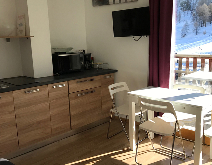 1 bedroom apartment - Neige & Golf Residence